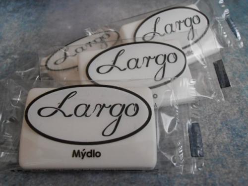 Výroba hotelového mýdla